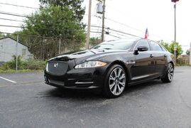 2013 Jaguar XJ XJL Supercharged
