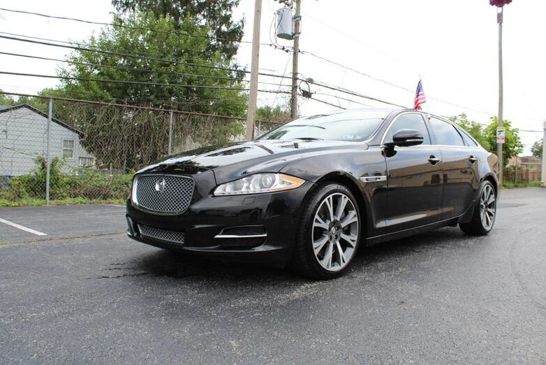 2013 Jaguar XJ XJL Supercharged New Castle DE