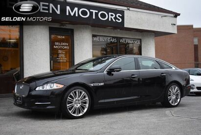 2013 Jaguar XJL Supercharged