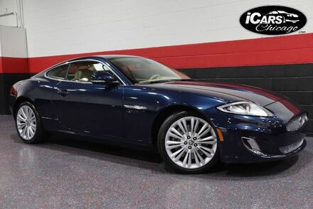 2013_Jaguar_XK_2dr Coupe_ Chicago IL