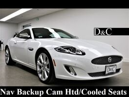 2013_Jaguar_XK_Base_ Portland OR