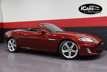 2013 Jaguar XKR 2dr Convertible