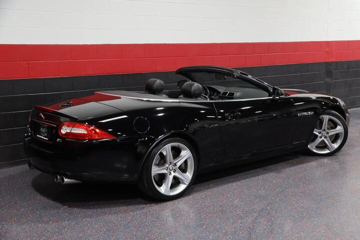2013 Jaguar XKR 2dr Convertible Chicago IL