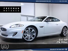 2013 Jaguar XKR Special Edition Coupe 510 HP Htd/Cooled Seats 21k Miles