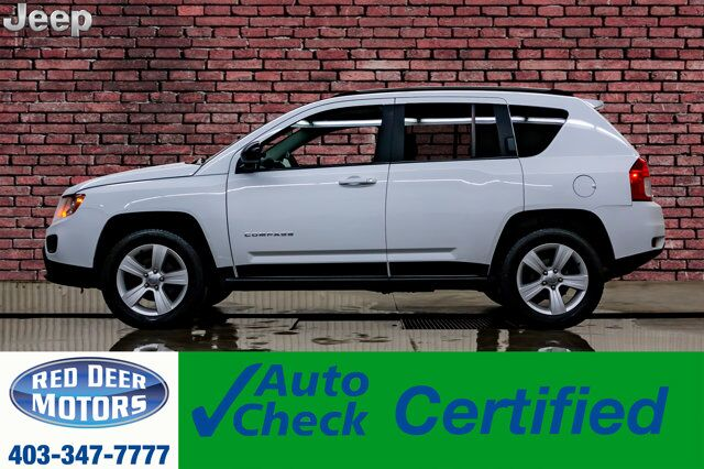 2013 Jeep Compass 4x4 North Red Deer AB