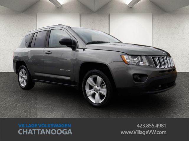2013 Jeep Compass Latitude Chattanooga TN