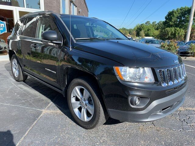 2013 Jeep Compass Latitude Raleigh NC