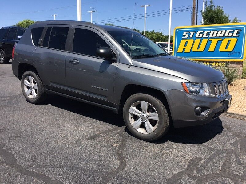 2013 Jeep Compass Latitude St George UT