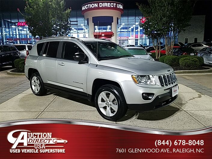 2013 Jeep Compass Latitude Raleigh