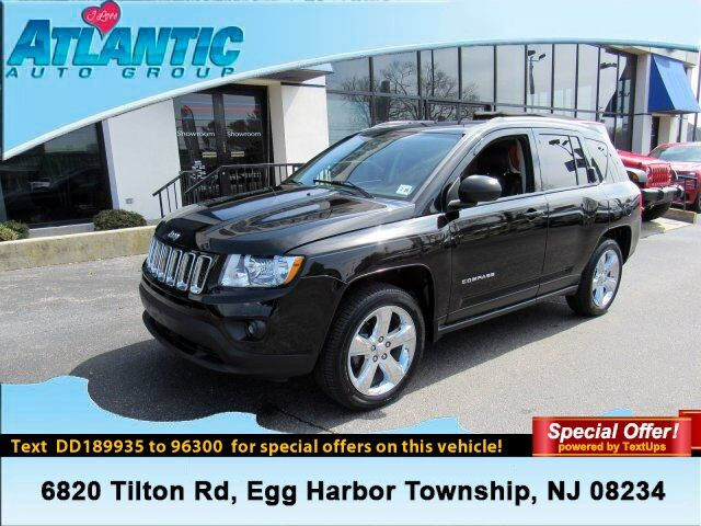 2013 Jeep Compass Limited Egg Harbor Township NJ