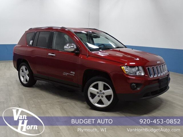 2013 Jeep Compass Limited Plymouth WI