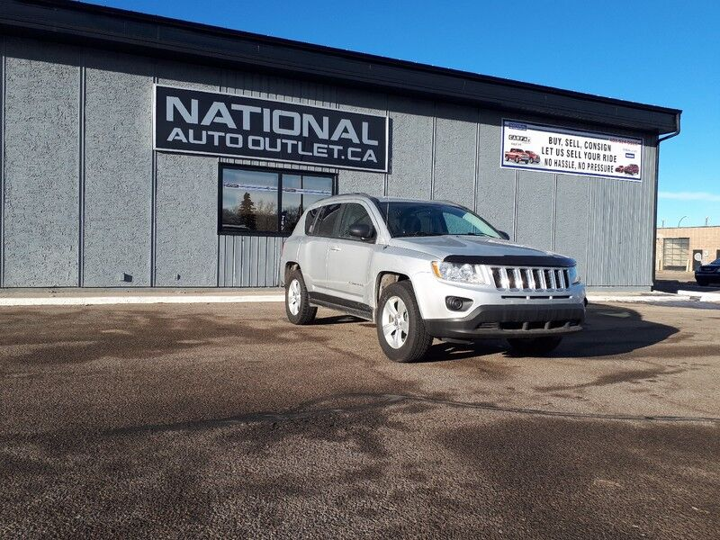 2013 Jeep Compass North - 4x4 , CLEAN CAR PROOF Lethbridge AB