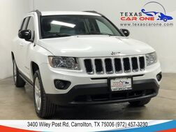 2013_Jeep_Compass_SPORT AUTOMATIC BLUETOOTH CRUISE CONTROL ALLOY WHEELS_ Carrollton TX