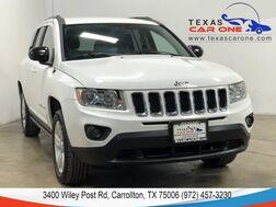 2013_Jeep_Compass_SPORT AUTOMATIC CRUISE CONTROL ALLOY WHEELS_ Carrollton TX
