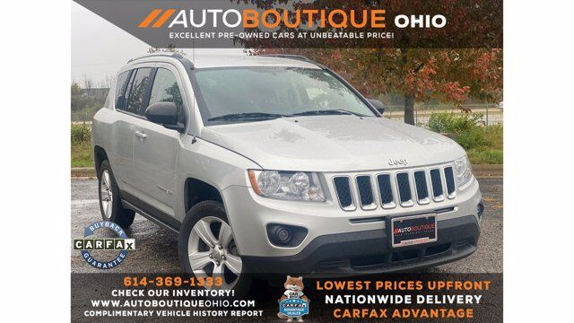 2013 Jeep Compass Sport Columbus OH