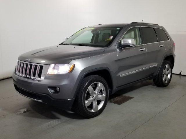 2013 Jeep Grand Cherokee 4WD 4dr Overland Cary NC