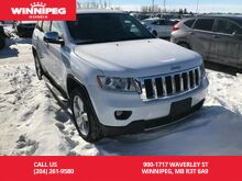 2013_Jeep_Grand Cherokee_4WD/Overland/One owner/Well maintained/Fully loaded_ Winnipeg MB