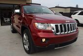 2013 Jeep Grand Cherokee 4dr Overland,NAVI,PANORAMIC,LOADED!