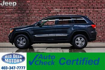 2013_Jeep_Grand Cherokee_4x4 Laredo PSeat_ Red Deer AB