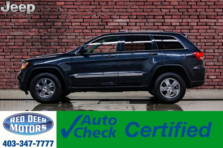 2013 Jeep Grand Cherokee 4x4 Laredo PSeat Red Deer AB