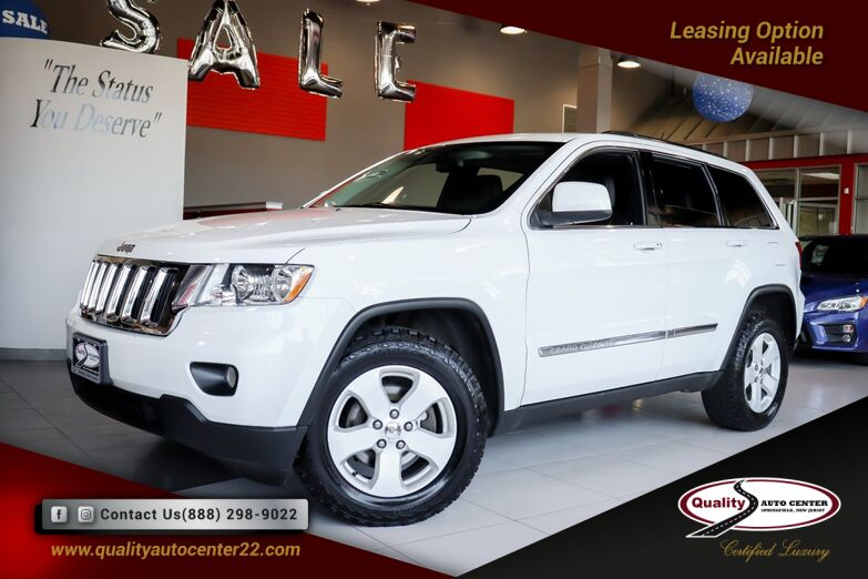 2013 Jeep Grand Cherokee Laredo 26 X Laredo Customer Preferred Order Selection PKG Springfield NJ