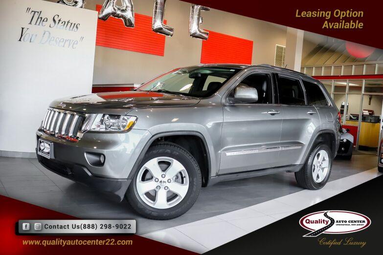 2013 Jeep Grand Cherokee Laredo 4WD Springfield NJ
