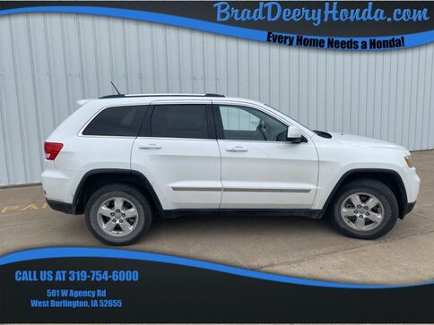 2013_Jeep_Grand Cherokee_Laredo_ West Burlington IA