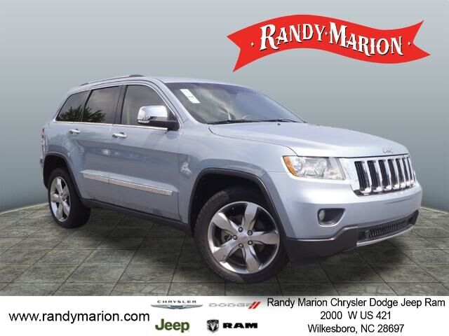 2013 Jeep Grand Cherokee Limited  NC