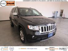 2013 Jeep Grand Cherokee Limited Golden CO