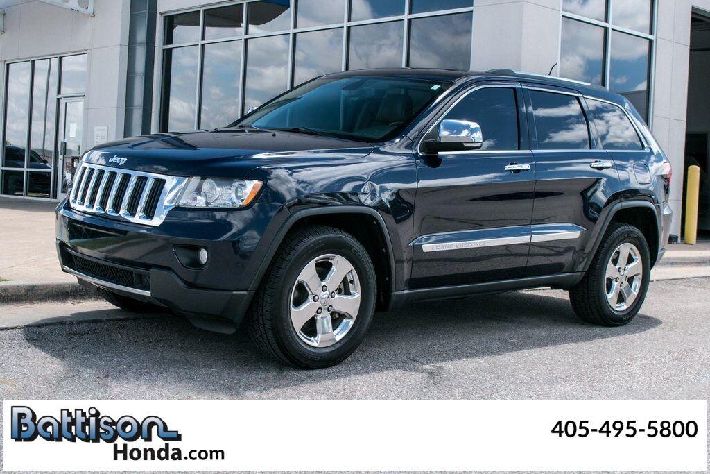 2013_Jeep_Grand Cherokee_Limited_ Oklahoma City OK