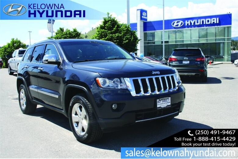 2013 Jeep Grand Cherokee Limited Penticton BC