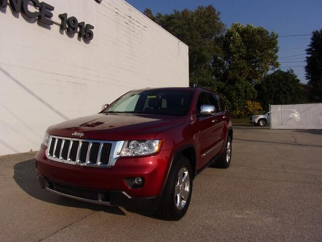 2013 Jeep Grand Cherokee Limited Richmond KY