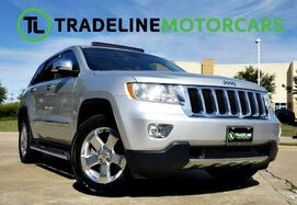 2013_Jeep_Grand Cherokee_Limited SUNROOF, NAVIGATION, BLUETOOTH, AND MUCH MORE!!!_ CARROLLTON TX