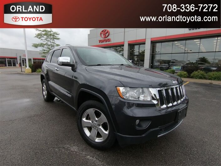 2013 Jeep Grand Cherokee Limited Tinley Park IL