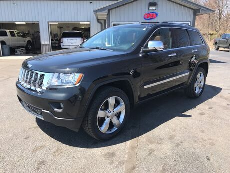 2013 Jeep Grand Cherokee Overland Middlebury IN