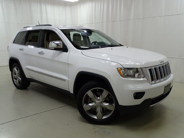 2013 Jeep Grand Cherokee Overland Raleigh NC