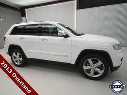 2013_Jeep_Grand Cherokee_Overland_ San Antonio TX