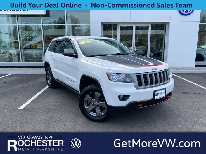2013 Jeep Grand Cherokee Trailhawk Rochester NH