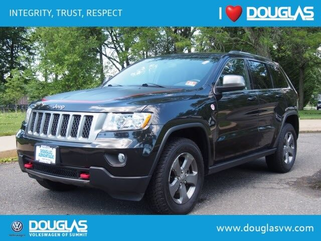 2013 Jeep Grand Cherokee Trailhawk Summit NJ