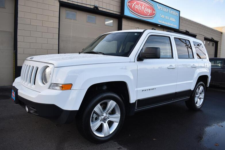 2013 Jeep Patriot 4WD Latitude Bend OR