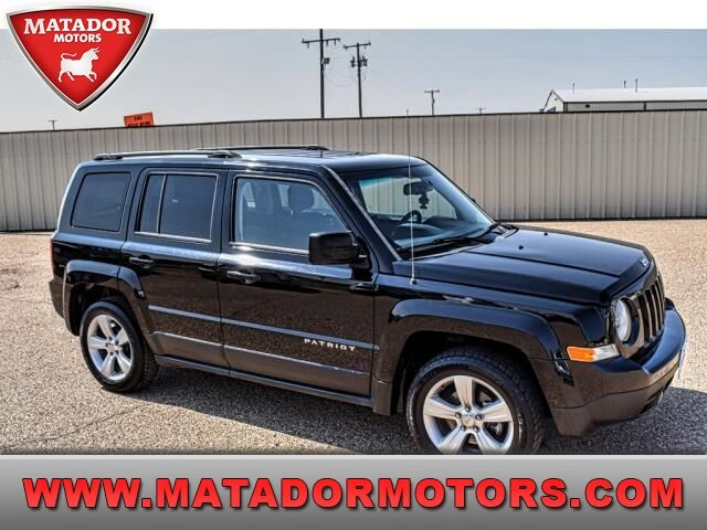2013 Jeep Patriot FWD 4DR LATITUDE Wolfforth TX
