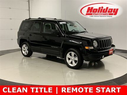 2013_Jeep_Patriot_Latitude_ Fond du Lac WI