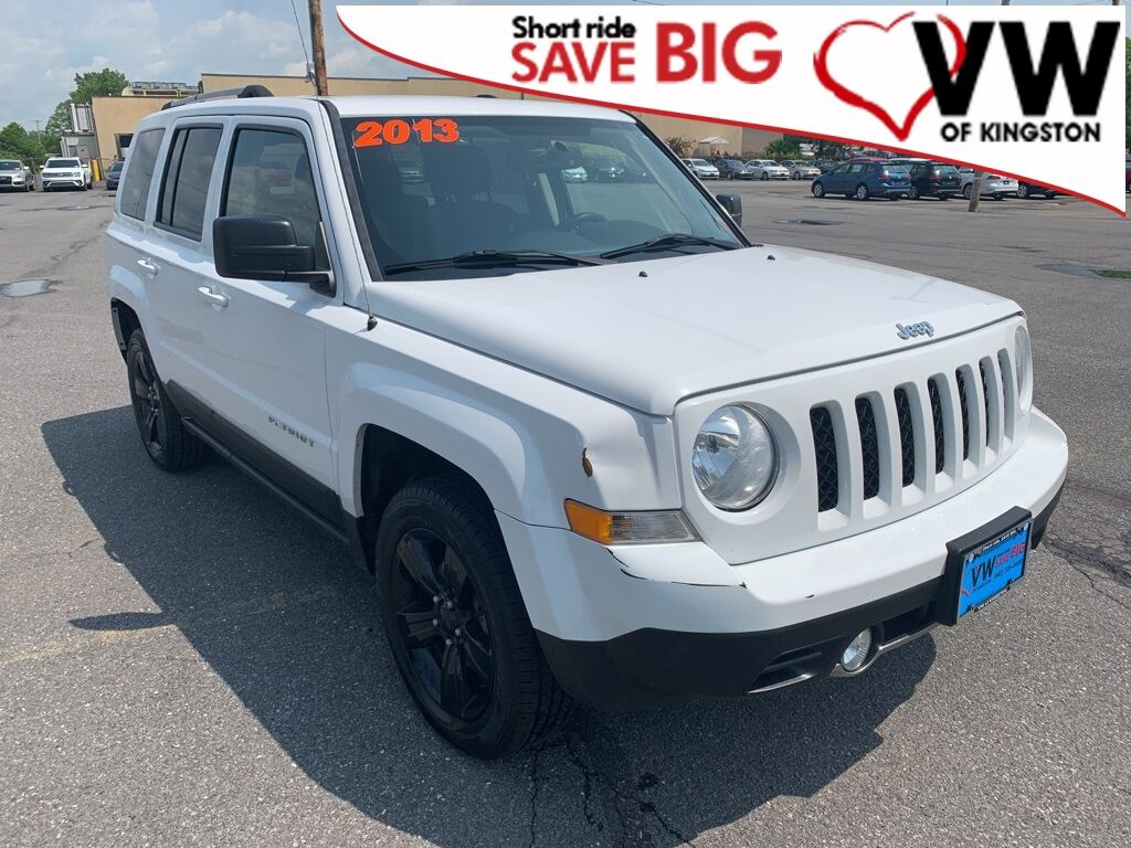 2013_Jeep_Patriot_Latitude_ Kingston NY
