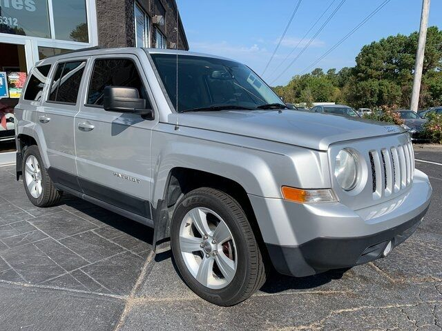 2013 Jeep Patriot Latitude Raleigh NC