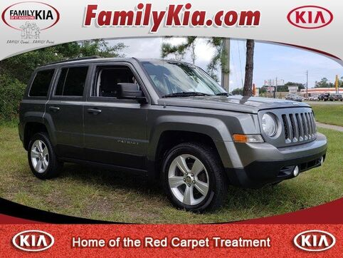 2013_Jeep_Patriot_Latitude_ St. Augustine FL
