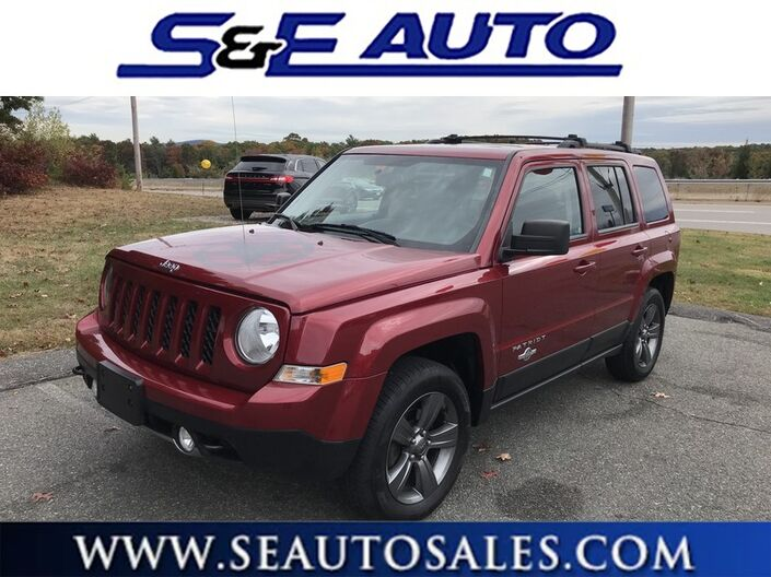 2013 Jeep Patriot Latitude Weymouth MA