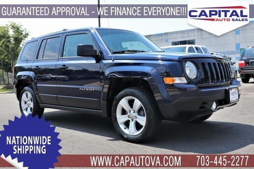 2013 Jeep Patriot Limited Chantilly VA
