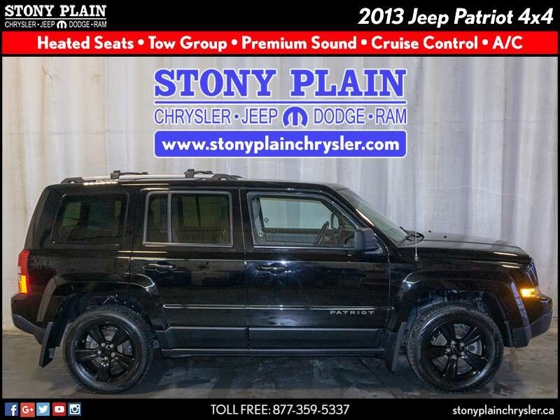 2013 Jeep Patriot North Stony Plain AB