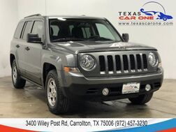 2013_Jeep_Patriot_SPORT AUTOMATIC CRUISE CONTROL STEERING WHEEL AUDIO CONTROLS AUX_ Carrollton TX