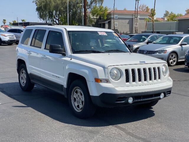 2013 Jeep Patriot Sport 2WD Mesa AZ
